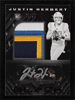 Rookie Patch Autographs - Justin Herbert #/99