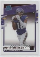 Justin Jefferson #/199