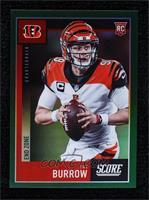 Joe Burrow #/6