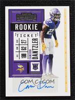 Rookie Ticket - Cameron Dantzler