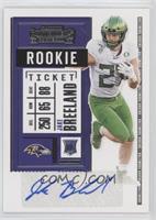 Rookie Ticket - Jake Breeland