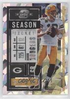 Season Ticket - Aaron Rodgers #/22
