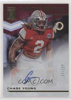 Chase Young #/125