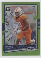 Rookies - Darrell Taylor #/35