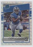 Rated Rookies - D'Andre Swift #/199