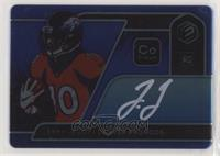 RPS Rookie Steel Signatures - Jerry Jeudy [Noted] #/27
