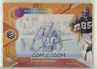 Chad Johnson #/25