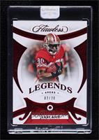 Legends - Jerry Rice [Uncirculated] #/20