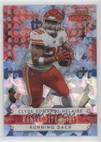 Clyde Edwards-Helaire #/15