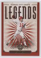 Legends - Len Dawson #/299