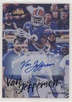 Rookies - Van Jefferson #/50