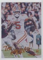 Rookies - Tee Higgins #/50