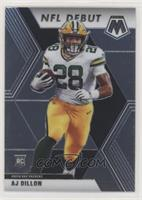 NFL Debut - AJ Dillon [EX to NM]