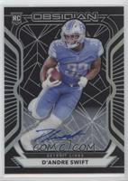Rookies - D'Andre Swift #/150