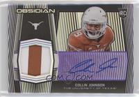 Collin Johnson #/20