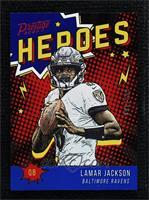Lamar Jackson #/299