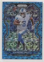 Rookies - D'Andre Swift #/79