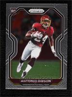 Rookies - Antonio Gibson [Noted]