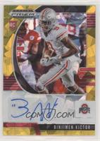 Draft Picks Rookies - Binjimen Victor #/7