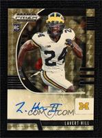 Draft Picks Rookies - Lavert Hill #/5