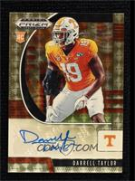 Draft Picks Rookies - Darrell Taylor #/5