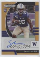 Draft Picks Rookies - Salvon Ahmed #/149