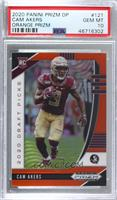 Draft Picks Rookies - Cam Akers [PSA 10 GEM MT]