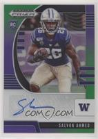Draft Picks Rookies - Salvon Ahmed #/199
