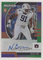 Draft Picks Rookies - Nick Coe #/199