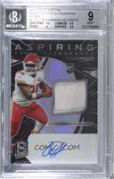 Clyde Edwards-Helaire [BGS9MINT] #/75