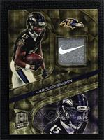 Marquise Brown #/1