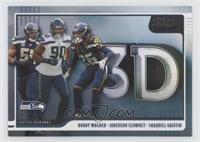 Bobby Wagner, Jadeveon Clowney, Shaquill Griffin