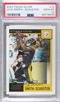 JuJu Smith-Schuster [PSA 10 GEM MT]