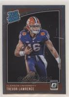Donruss Optic Rated Rookie - Trevor Lawrence [NoneEXtoNM]