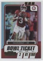 Calvin Ridley #/49