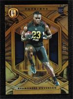 Rookies - Rhamondre Stevenson #64/99