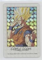 Goku, Cell
