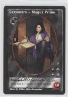 Cassandra - Magus Prime