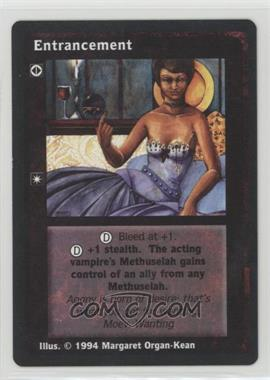 1994 Jyhad (Vampire: The Eternal Struggle) - Limited Edition Base Set #NoN - Entrancement