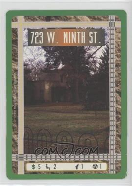 1994 Sim City - The Card Game #NoN - 723 W. Ninth St.