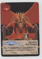 Smolder, Red Dragon