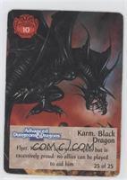 Karm, Black Dragon