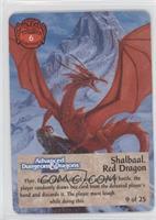 Shalbaal, Red Dragon
