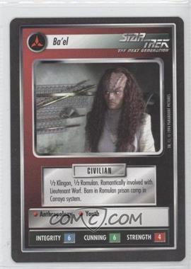 1994 Star Trek Customizable Card Game: 1st Edition Premiere - Black Border Expansion Set [Base] #NoN - Ba'El
