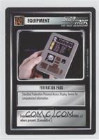 Federation Padd