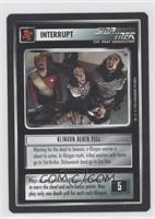 Klingon Death Yell