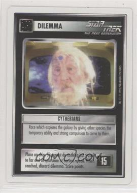 1994 Star Trek Customizable Card Game: 1st Edition Premiere - White Bordered Expansion Set [Base] #CYTH - Cytherians