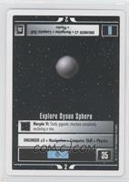 Explore Dyson Sphere