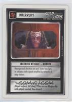 Incoming Message - Klingon