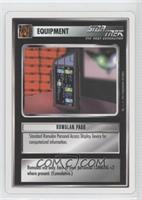 Romulan Padd